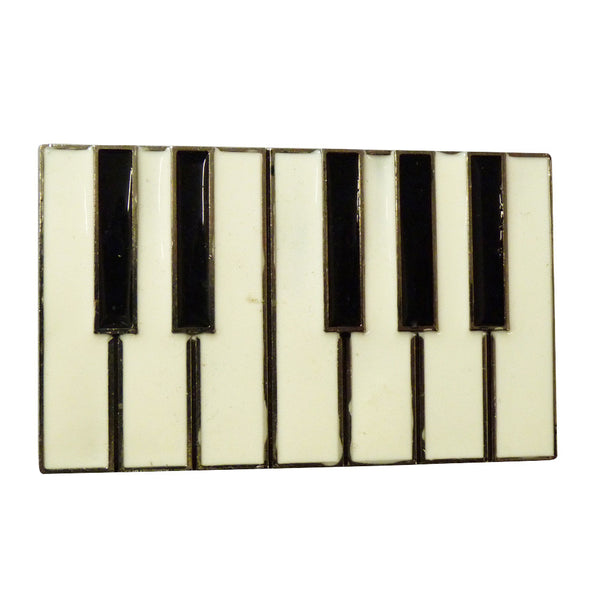 Piano Keys Belt Buckle - BBT Clothing - 1