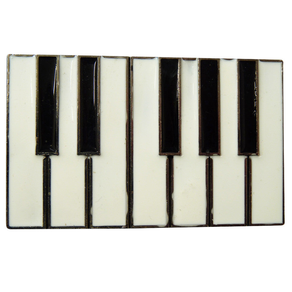Piano Keys Belt Buckle - BBT Clothing - 2