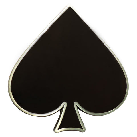 Ace of Spade Belt Buckle - Symbol