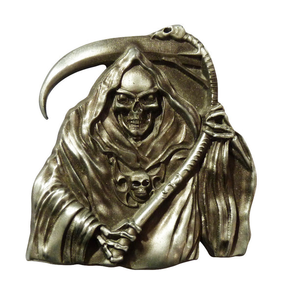 Grim Reaper Belt Buckle - BBT Clothing - 2