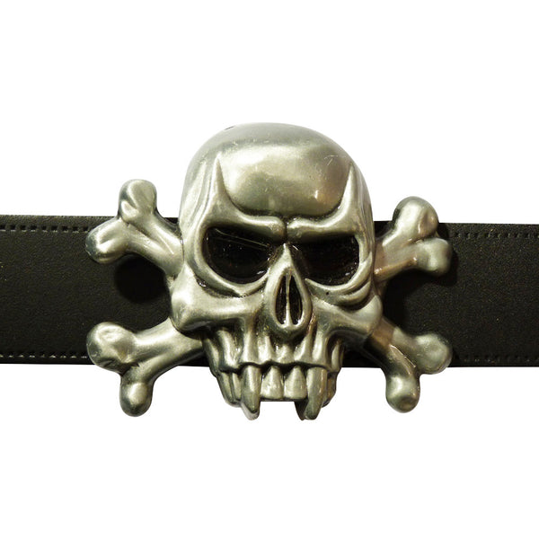 Fang Skull Belt Buckle - BBT Clothing - 3