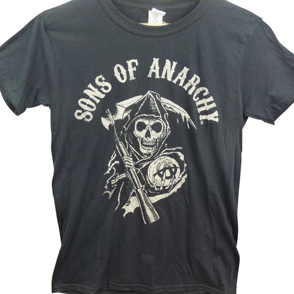Sons of Anarchy T-Shirt - Logo - BBT Clothing - 1