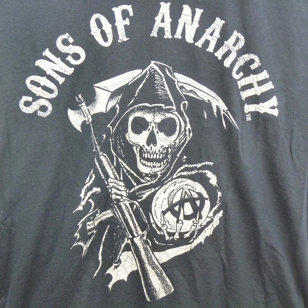 Sons of Anarchy T-Shirt - Logo - BBT Clothing - 2