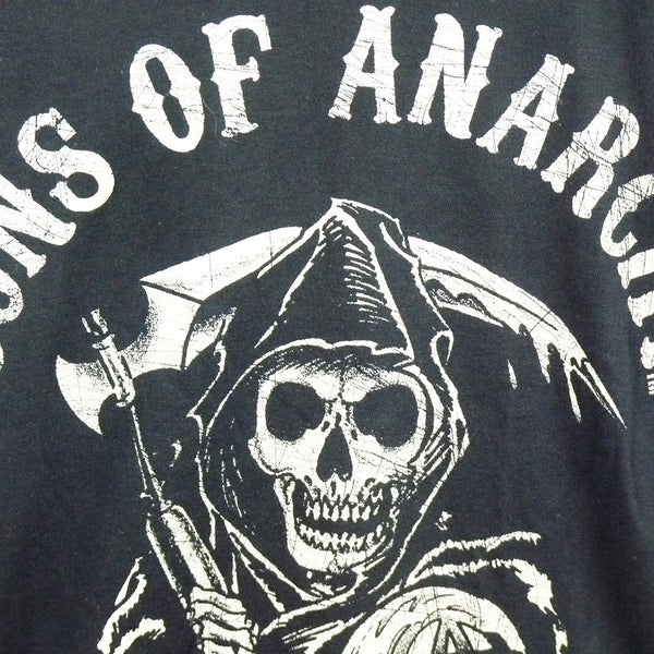 Sons of Anarchy T-Shirt - Logo - BBT Clothing - 3