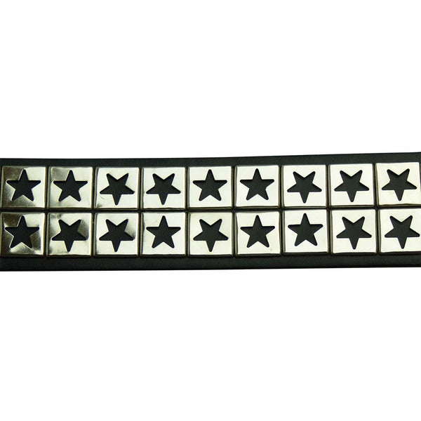 Studded Belt - Star - BBT Clothing - 1
