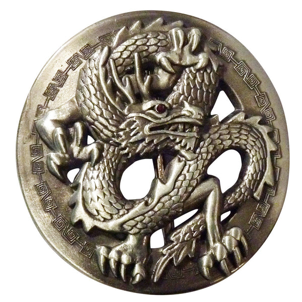 Dragon Belt Buckle - BBT Clothing - 1