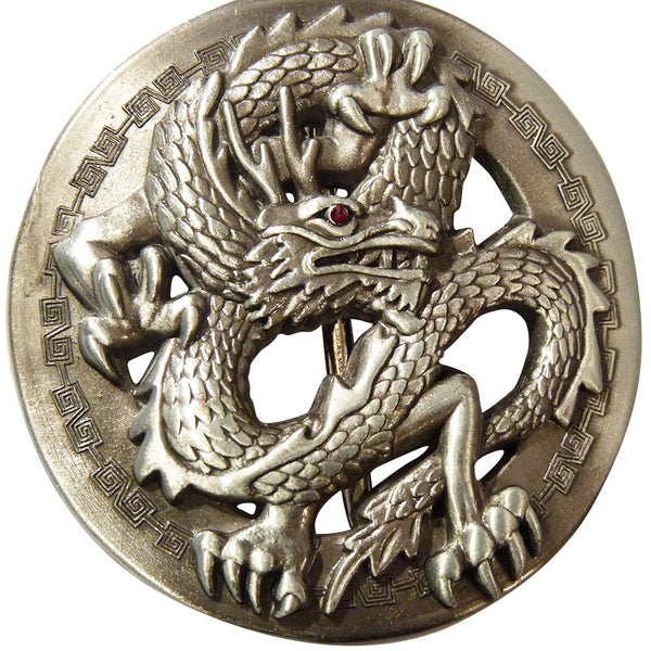 Dragon Belt Buckle - BBT Clothing - 2