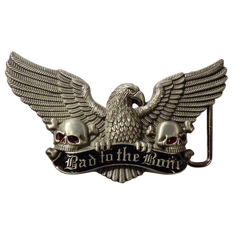 Eagle Belt Buckle - Bad to the bone