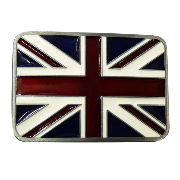 Union Jack Belt Buckle - BBT Clothing - 2