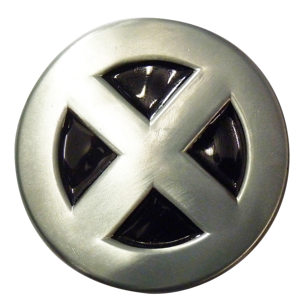 X Men Belt Buckle - logo - BBT Clothing - 3