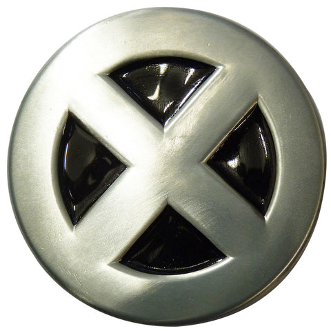 X Men Belt Buckle - logo