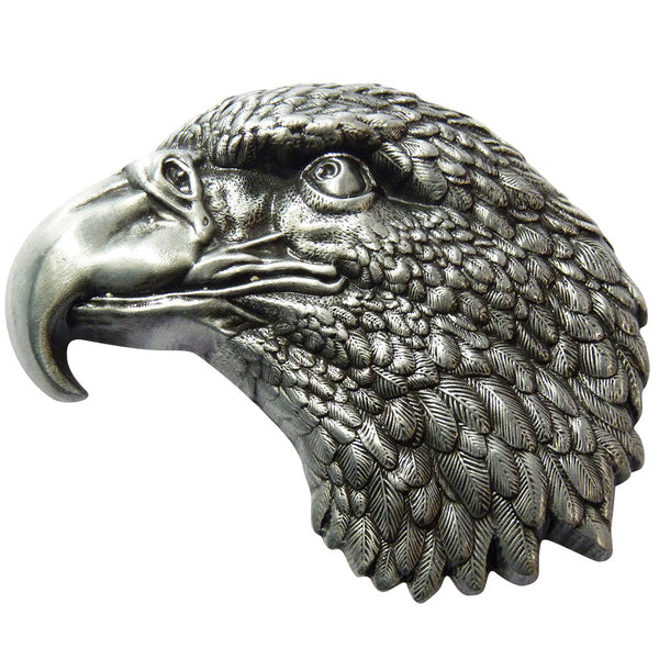 Eagle Head Belt Buckle - BBT Clothing - 1