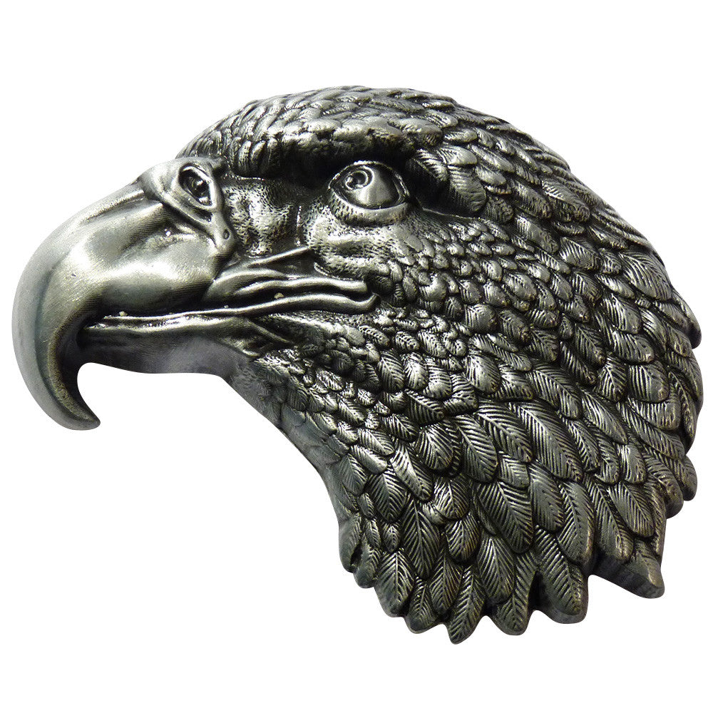 Eagle Head Belt Buckle - BBT Clothing - 4