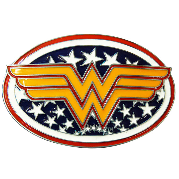 Wonder Woman Belt Buckle - BBT Clothing - 1