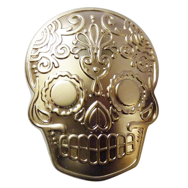 Skull Belt Buckle - Tattoo - BBT Clothing - 1