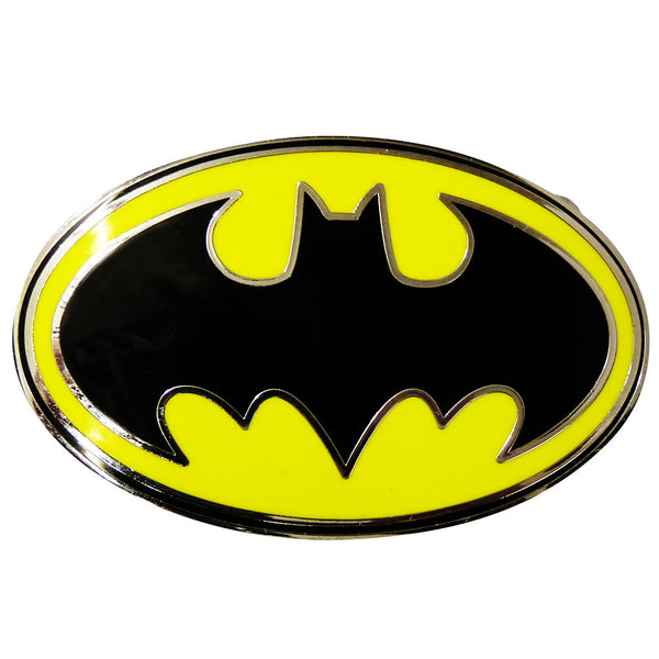 Batman Belt Buckle - Classic Logo - BBT Clothing