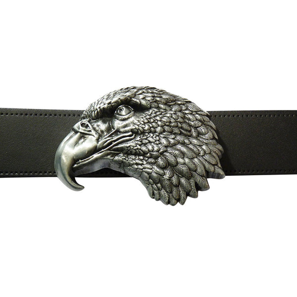 Eagle Head Belt Buckle - BBT Clothing - 3