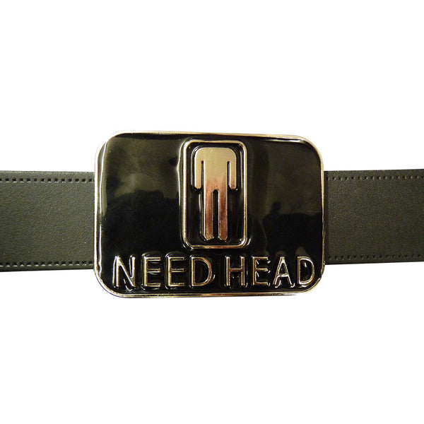 Need Head Belt Buckle - BBT Clothing - 3