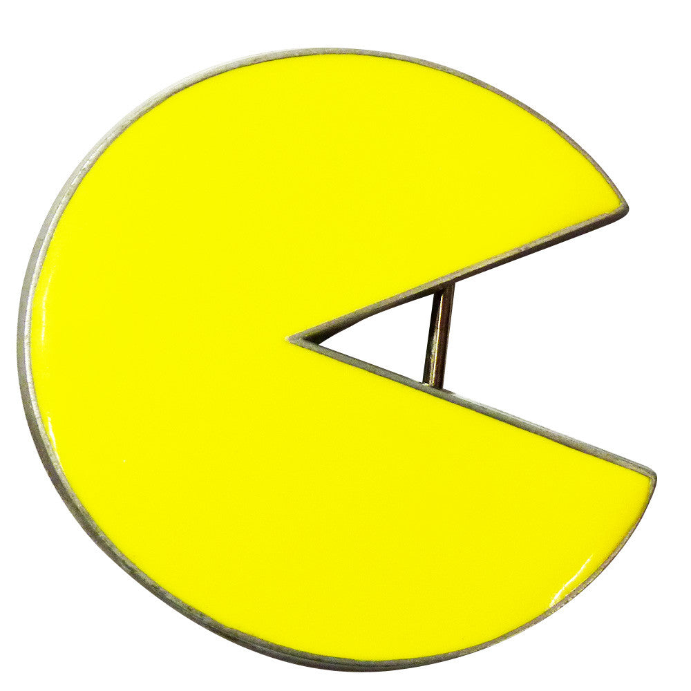 Pac Man Belt Buckle - BBT Clothing - 1