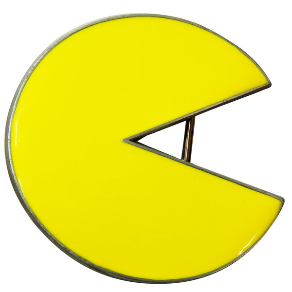 Pac Man Belt Buckle - BBT Clothing - 4