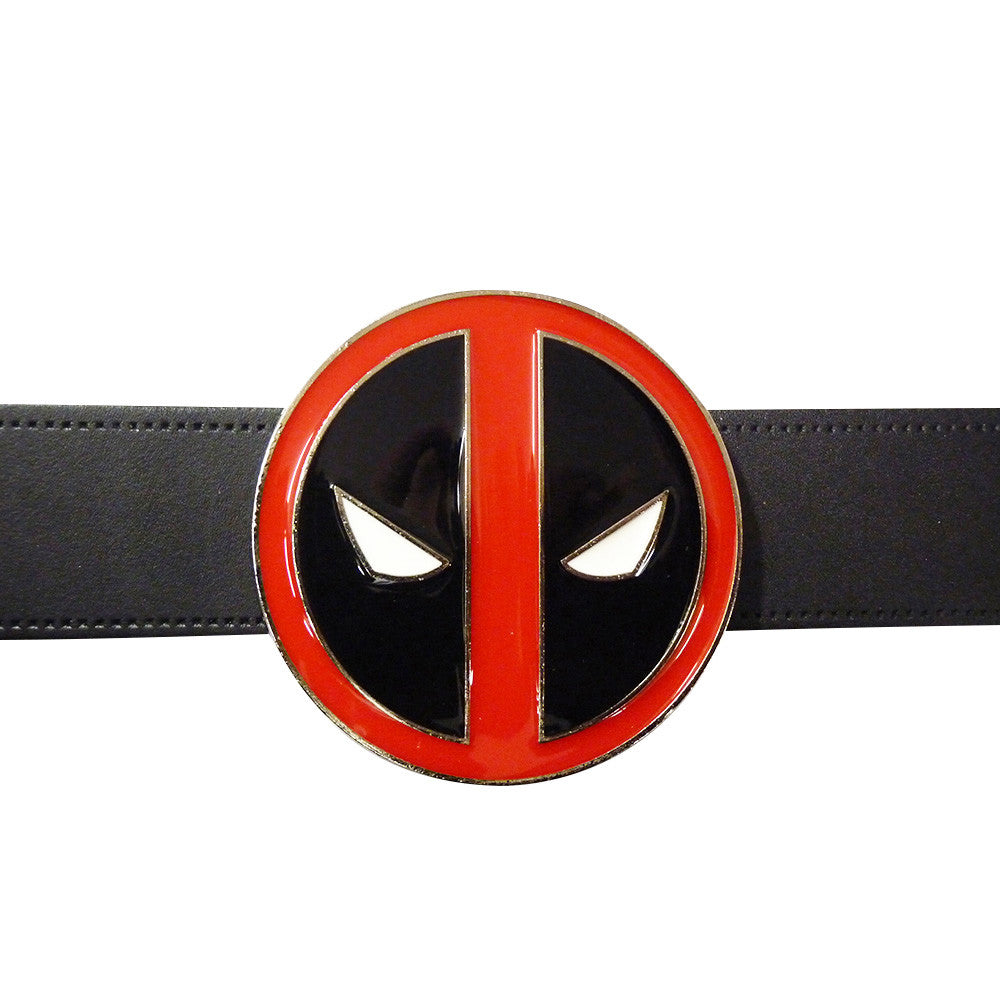 Deadpool Belt Buckle - logo - BBT Clothing - 3