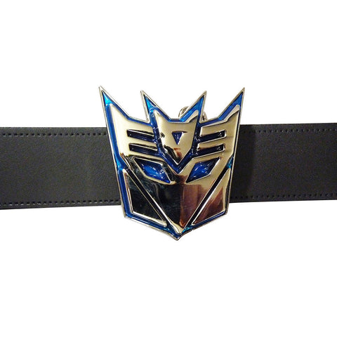Transformers Belt Buckle - Decepticon
