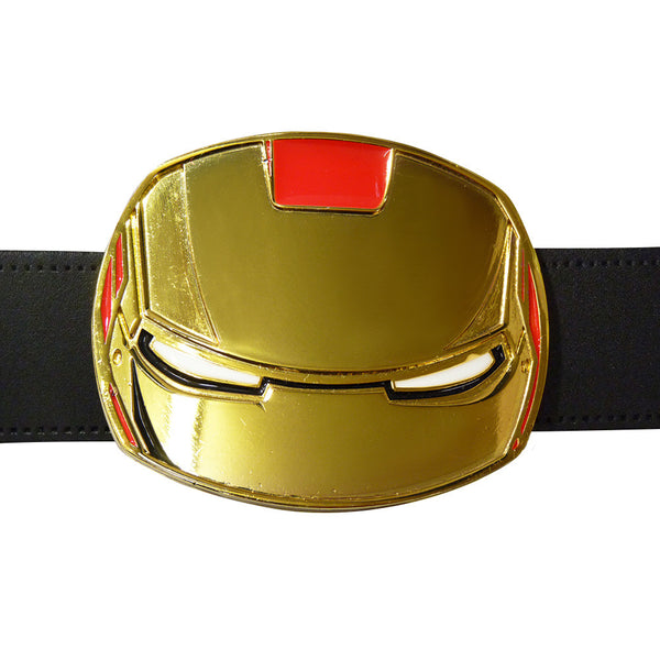 Iron Man Belt Buckle - Mask - BBT Clothing - 3
