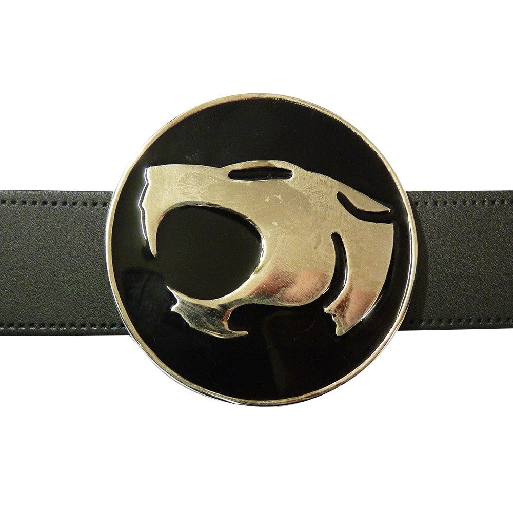 Thundercats Belt Buckle - Black - BBT Clothing - 3