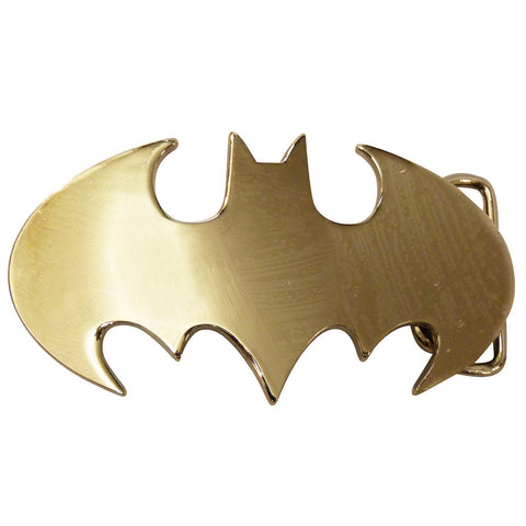 Batman Belt Buckle - Chrome
