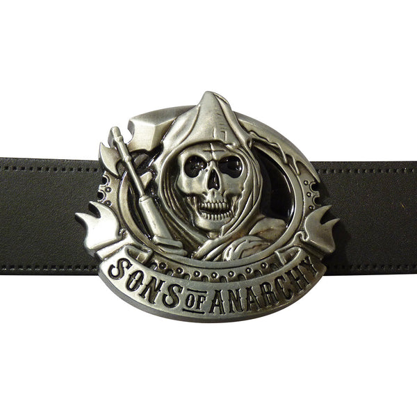 Sons Of Anarchy Belt Buckle - BBT Clothing - 3