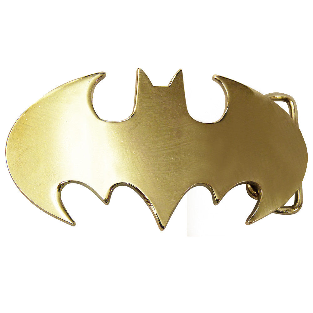 Batman Belt Buckle - Chrome - BBT Clothing