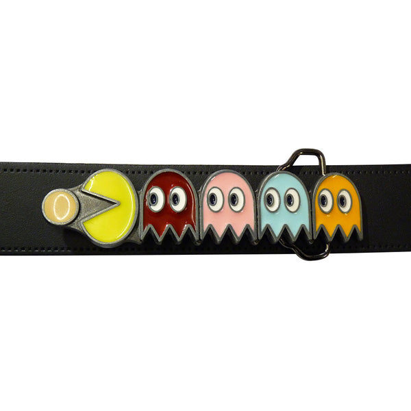Pac Man Ghost Belt Buckle - BBT Clothing - 3