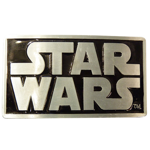 Star Wars Belt Buckle - Logo