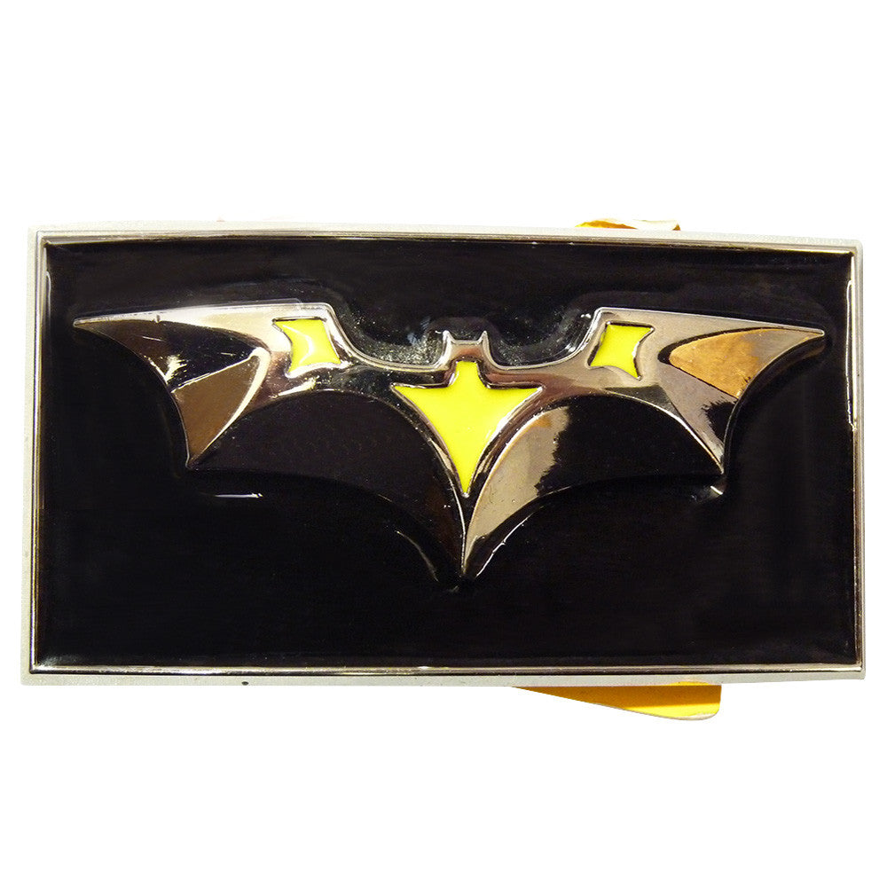 Batman Belt Buckle - Bat-Shaped Belt Buckle - BBT Clothing