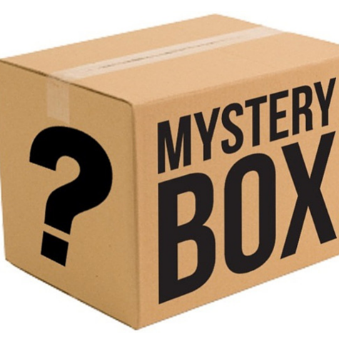 Mystery Box! £50 of gear for just £25!