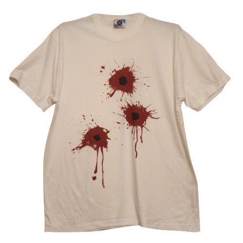 Gun Shot Costume T-Shirt - BBT Clothing - 1