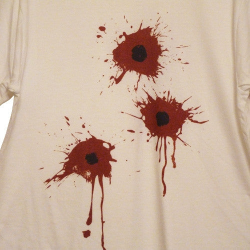 Gun Shot Costume T-Shirt - BBT Clothing - 2