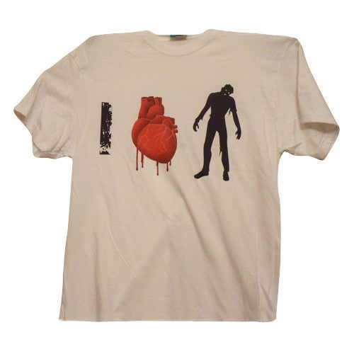 I Love Zombies T-Shirt - BBT Clothing - 4