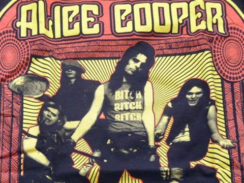 Alice Cooper T Shirt - Elected