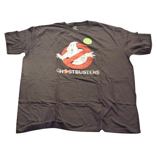 Ghostbuster T Shirt - Logo - BBT Clothing - 1