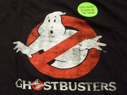 Ghostbuster T Shirt - Logo - BBT Clothing - 3
