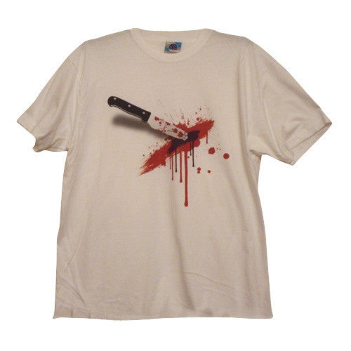 Knife Stab T-Shirt - BBT Clothing - 3
