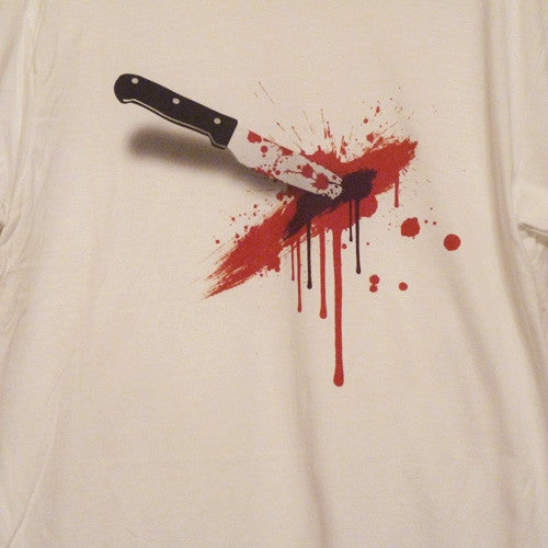 Knife Stab T-Shirt - BBT Clothing - 4