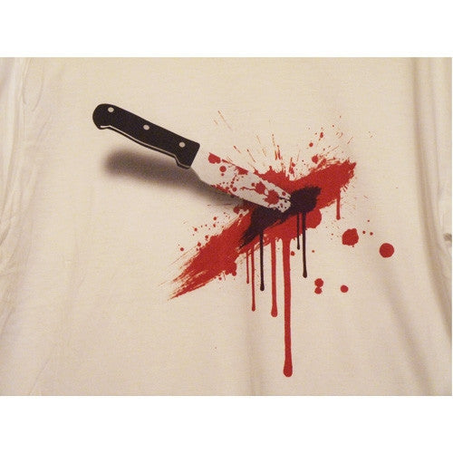 Knife Stab T-Shirt - BBT Clothing - 5