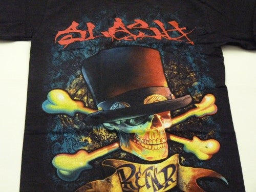Slash T-Shirt - We're all Gonna Die - BBT Clothing - 2