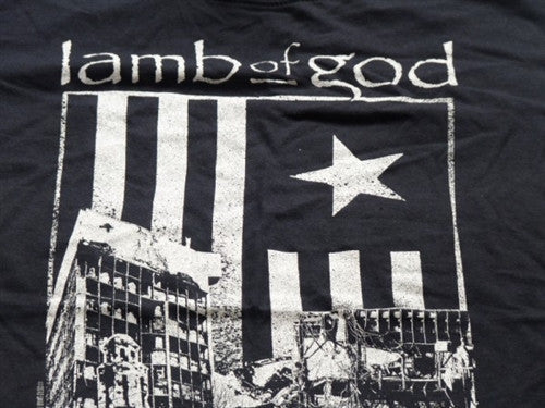 Lamb of God T-Shirt - BBT Clothing - 3