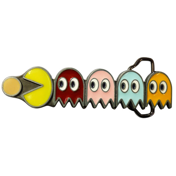 Pac Man Ghost Belt Buckle - BBT Clothing - 2