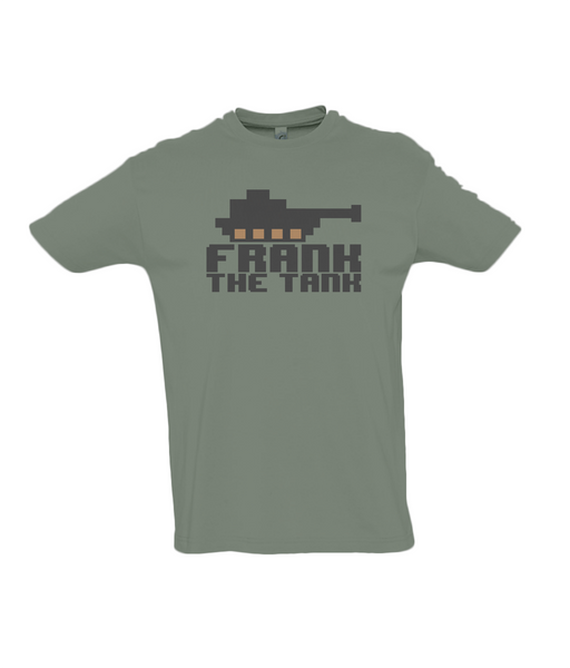 Frank The Tank T-Shirt - BBT Clothing - 14