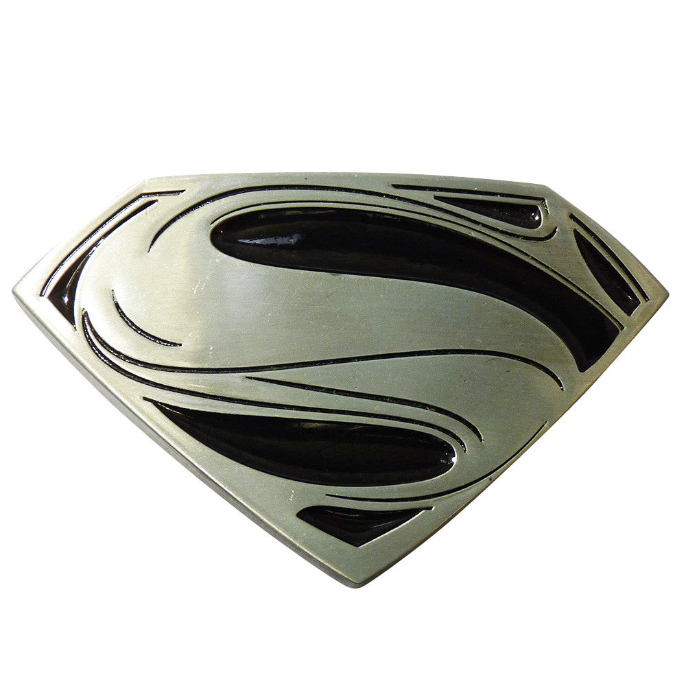 Superman Belt Buckle - Man of Steel - BBT Clothing - 1
