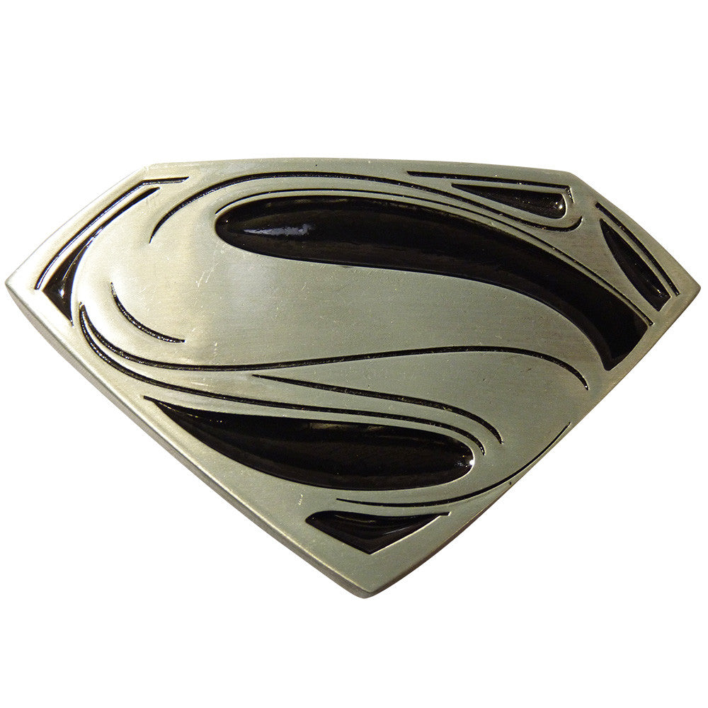 Superman Belt Buckle - Man of Steel - BBT Clothing - 2